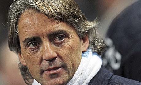 Roberto Mancini's only signing so far as Manchester City manager has been Patrick Vieira