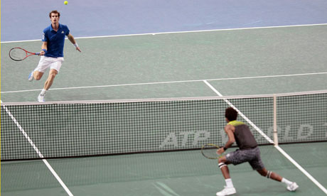 gael monfils hot. to Gaël Monfils during the