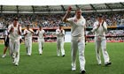 Peter Siddle Ashes hat-trick