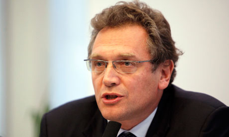 Jerome Valcke Fifa World Cup voting