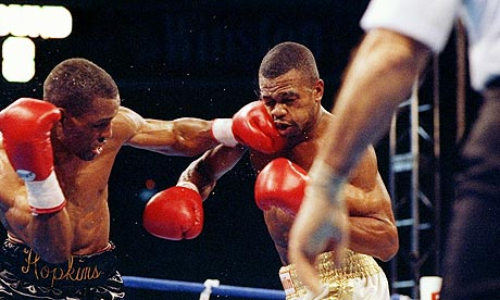 Roy Jones Jr. vs Bernard Hopkins [Video and Pictures ...