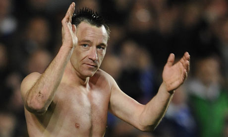 Individual Match Highlights: John Terry (Chelsea) vs Arsenal