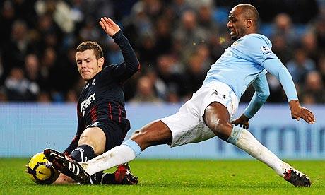 Prediksi Skor Bola Manchester City VS Bolton 3 Maret 2012
