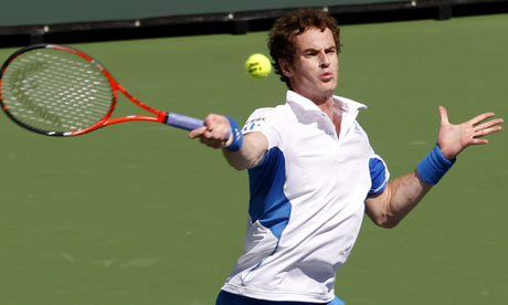 Andy Murray Motors On Despite Struggling To Get Out Of