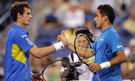Andy Murray, Nicolas Almagro