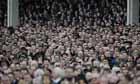 Cheltenham crowds