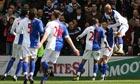 Burnley Blackburn Rovers