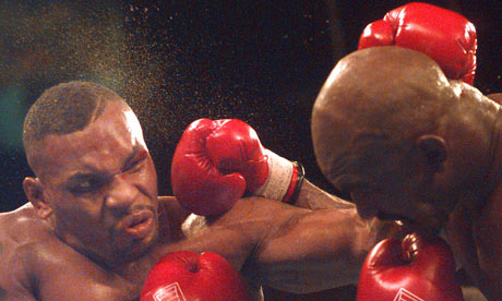 Best fights of Mike Tyson 9