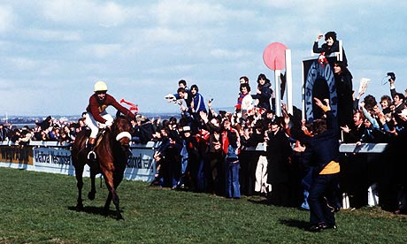 No horse has shouldered top weight to victory since Red Rum, the only Grand National triple winner