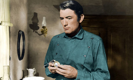 Stephen Peck Son of Gregory Peck