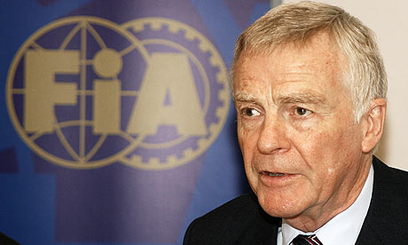 Max Mosley earned a  million dollar salary, leaving the net worth at 16 million in 2017