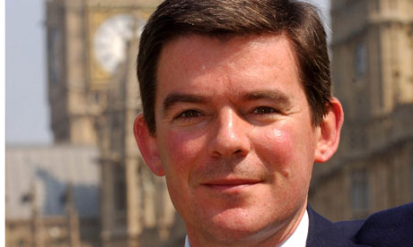 Conservative MP Hugh Robertson to be confirmed as new sports minister | Sport | The Guardian - hugh-robertson-mp-006