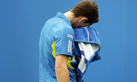 andy murray queens 2011. Andy Murray laments a missed