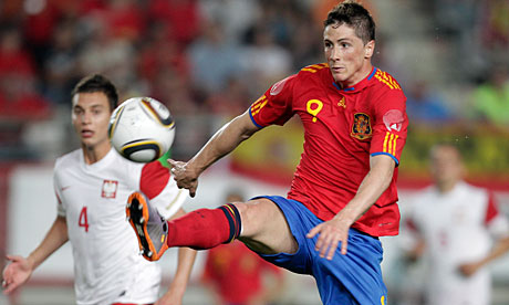 Fernando Torres - Spain