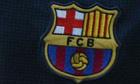 Barcelona badge logo