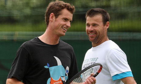 Andy Murray, Miles Maclagan