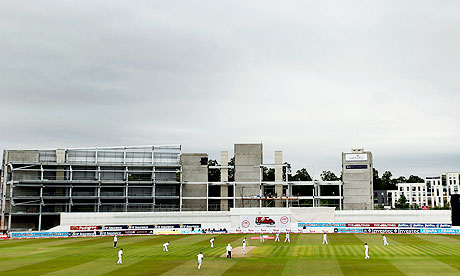 Building work at Edgbaston has reduced its current capacity to 15,000