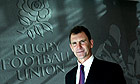 John Steele, the new chief executive of the RFU, used to play at fly-half for Northampton Saints