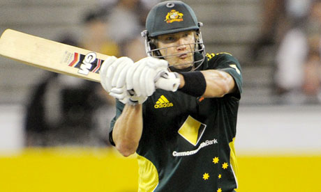 Australia v England, Shane Watson