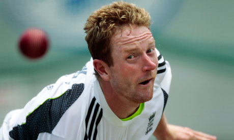 Paul Collingwood England Ashes