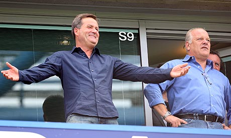 Richard Keys and Andy Gray were part of a Sky Sports culture which 'looked down' on women, claim insiders. Photograph: Mike Egerton/Empics Sport