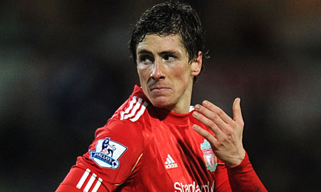 Fernando Torres 007 All the Sundays agree that Fernando Torres will leave Liverpool (El Nino has even told Stevie G)