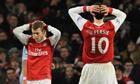 Robin van Persie Arsenal Manchester City