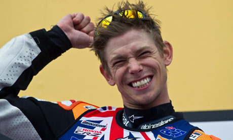 Casey Stoner announces he will retire from MotoGP at end of season | Sport | The Guardian - Casey-Stoner-007