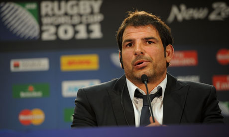 France's coach Marc Lièvremont insists he will keep fighting despite the humbling defeat to Tonga