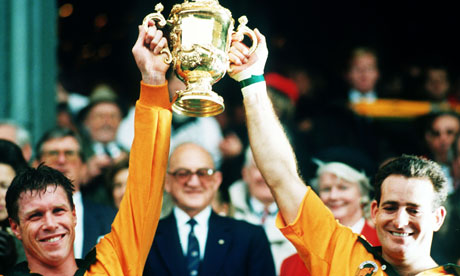 The 1991 Rugby World Cup Final Was Match Of Second Edition Union Competition To Decide