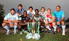 Heineken Cup launch