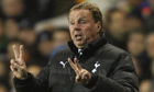 Harry Redknapp returne
