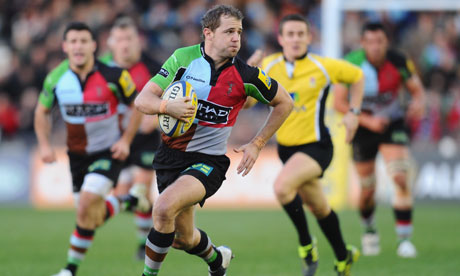 Harlequins 39-8 Newcastle