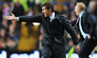 André Villas-Boas accepts booing