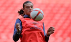 Andy Carroll has been quick to reach prominence – now he can earn it