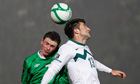 Northern Ireland lack guile to break Slovenia's resistance