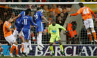 Chelsea cruise after John Terry hits Blackpool with sucker punch