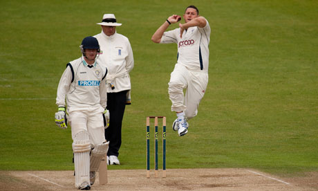 Yorkshire's Tim Bresnan is out of the Roses clash and a doubt for the opening Sri Lanka Test