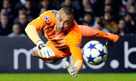 Heurelho Gomes Tottenham Hotspur