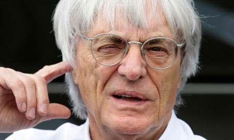 Bernie Ecclestone 'tried to help Bahrain' win back F1 grand prix ...