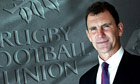 John Steele, Rugby Football Union
