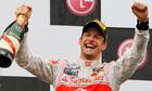 Jenson Button Canadian Grand Prix