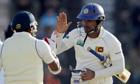Kumar Sangakkara Sri Lanka England