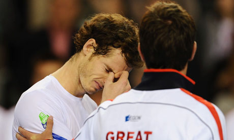 Andy Murray's tears shine a light on a misunderstood fighter