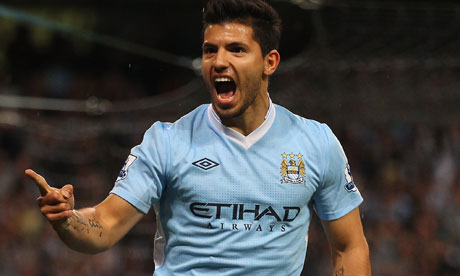 Sergio Aguero 