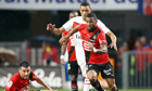 Arsène Wenger makes £22m bid for Rennes midfielder Yann M'Vila