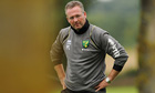 Paul Lambert: 'The past is the past. I never think I'm safe'