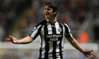 Newcastle United's Joey Barton could face Arsenal on Saturday