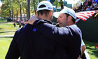 olazabal and kaymer