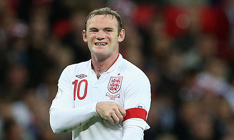 Rooney the new England vice captain, Rodgers preparing for January, Wenger unsure whether to spend £35m & Spurs after Zaha